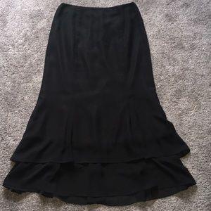 Adrianna Papell Evening Essentials 🖤 Skirt sz. 12